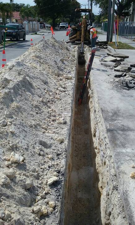 watermain extension south florida